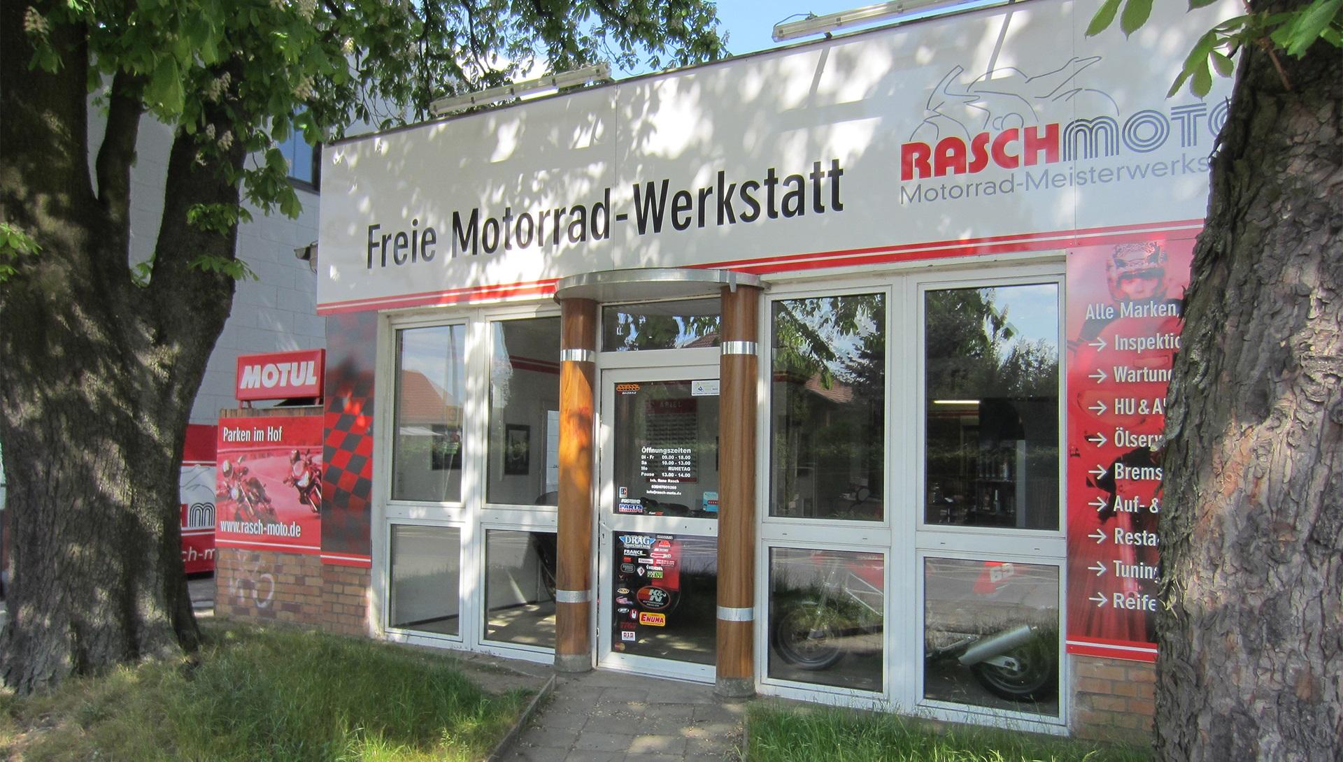 Rasch Moto