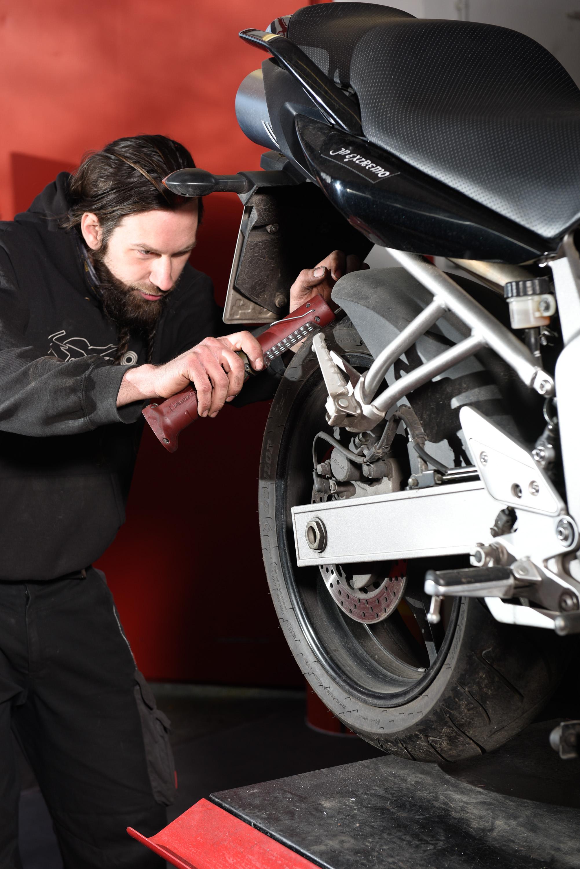 Rasch Moto Motorradwerkstatt Motorrad Inspektion Rasch Moto Freie